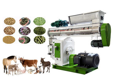 Ring Die Animal Feed Processing Machinery and Equipment With Siemens Motor
